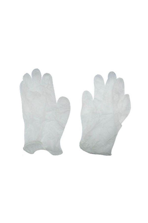 PVC 手套 (中碼)